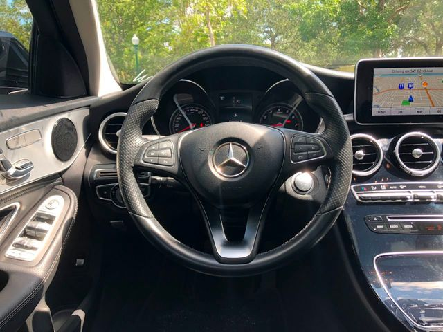 2016 Mercedes-Benz C-Class 4dr Sedan C 300 RWD - Click to see full-size photo viewer