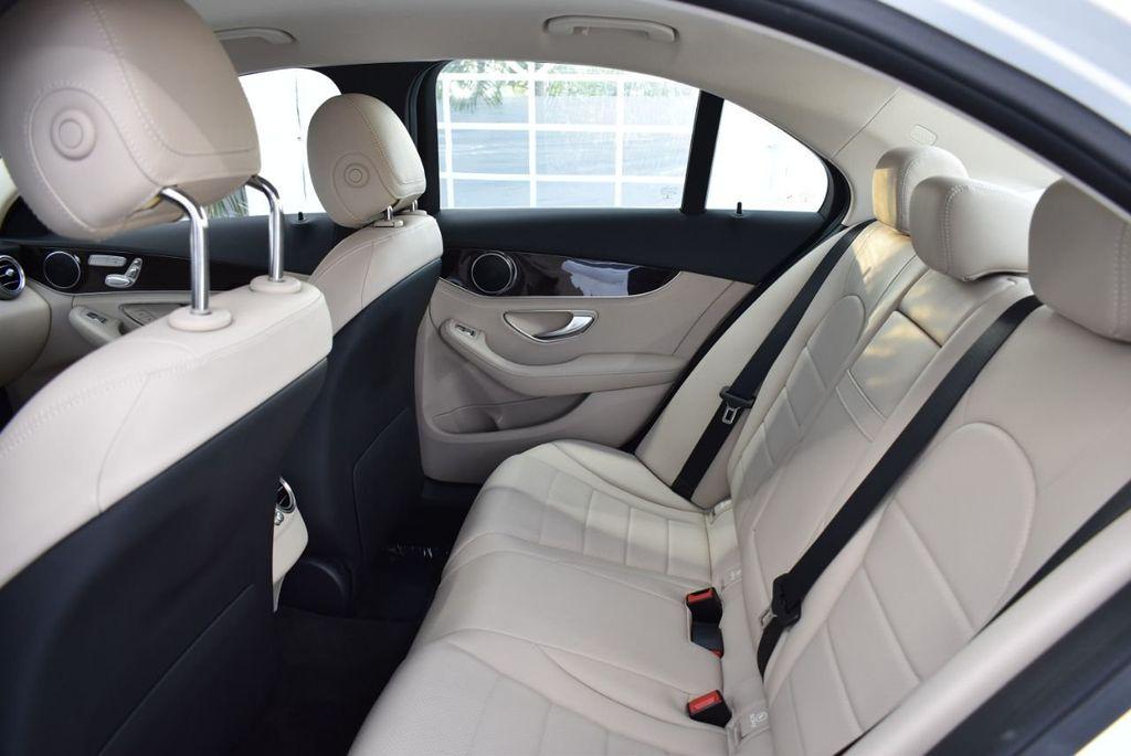 2016 Mercedes-Benz C-Class 4dr Sedan C 300 RWD - 18341578 - 12