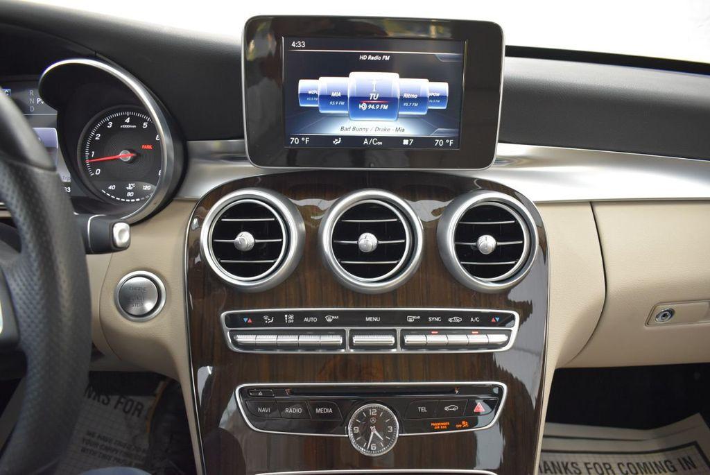 2016 Mercedes-Benz C-Class 4dr Sedan C 300 RWD - 18341578 - 20