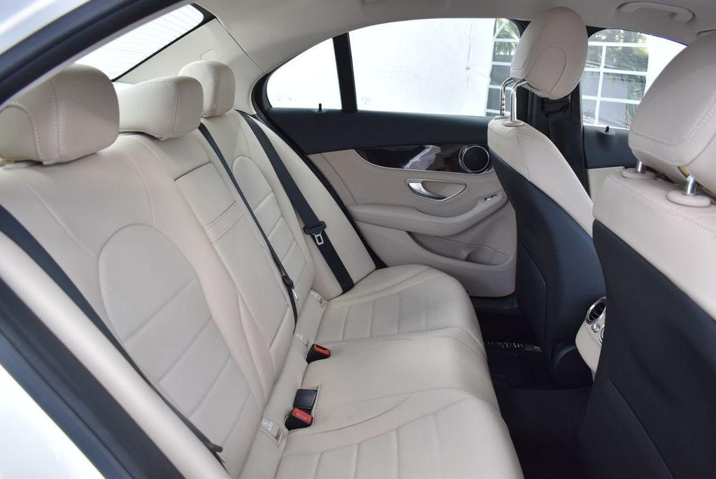 2016 Mercedes-Benz C-Class 4dr Sedan C 300 RWD - 18341578 - 22