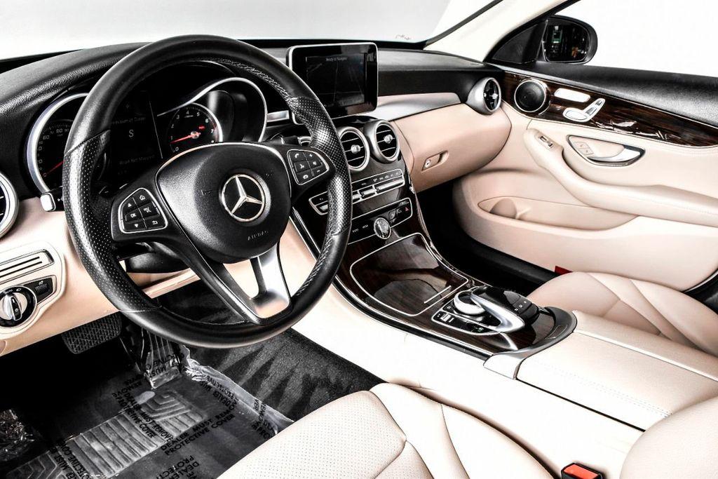 2016 Mercedes-Benz C-Class 4dr Sedan C 300 RWD - 18493356 - 18