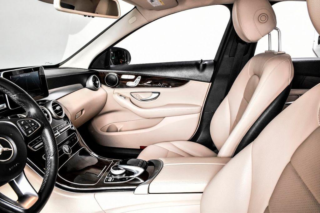 2016 Mercedes-Benz C-Class 4dr Sedan C 300 RWD - 18493356 - 19