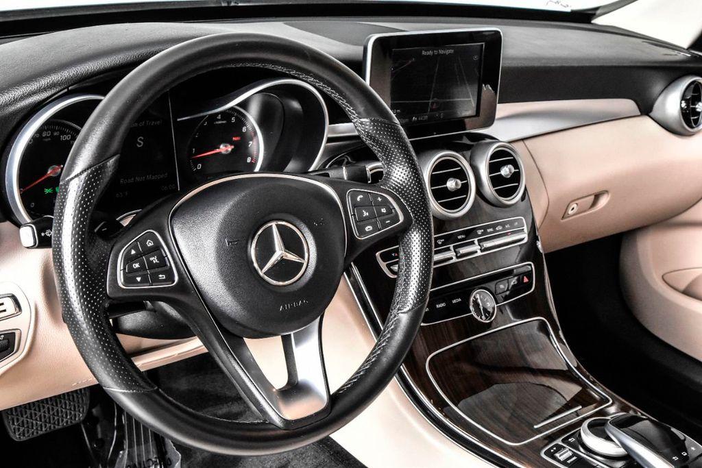 2016 Mercedes-Benz C-Class 4dr Sedan C 300 RWD - 18493356 - 20