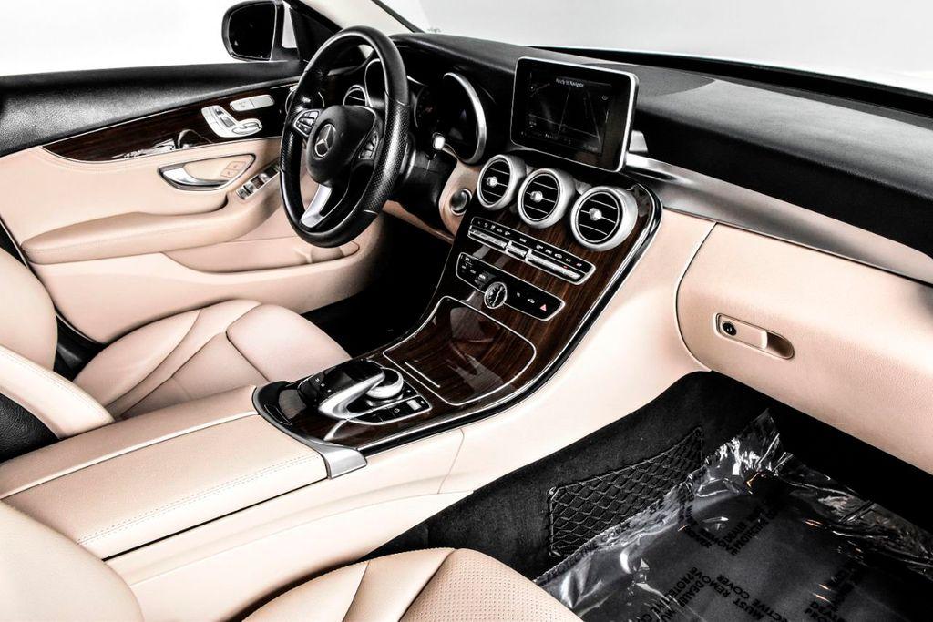 2016 Mercedes-Benz C-Class 4dr Sedan C 300 RWD - 18493356 - 27