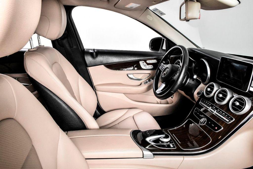 2016 Mercedes-Benz C-Class 4dr Sedan C 300 RWD - 18493356 - 28