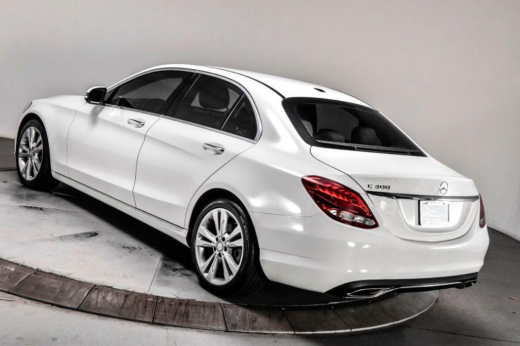 2016 Mercedes-Benz C-Class 4dr Sedan C 300 RWD - 18493356 - 2