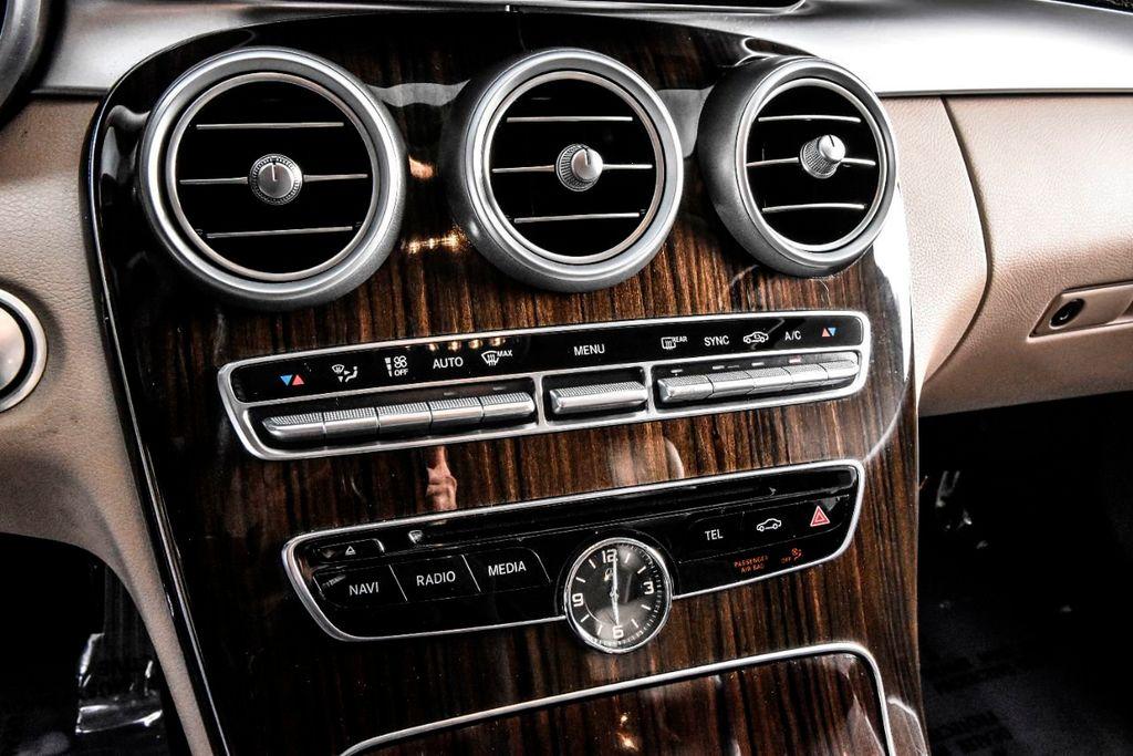 2016 Mercedes-Benz C-Class 4dr Sedan C 300 RWD - 18493356 - 30