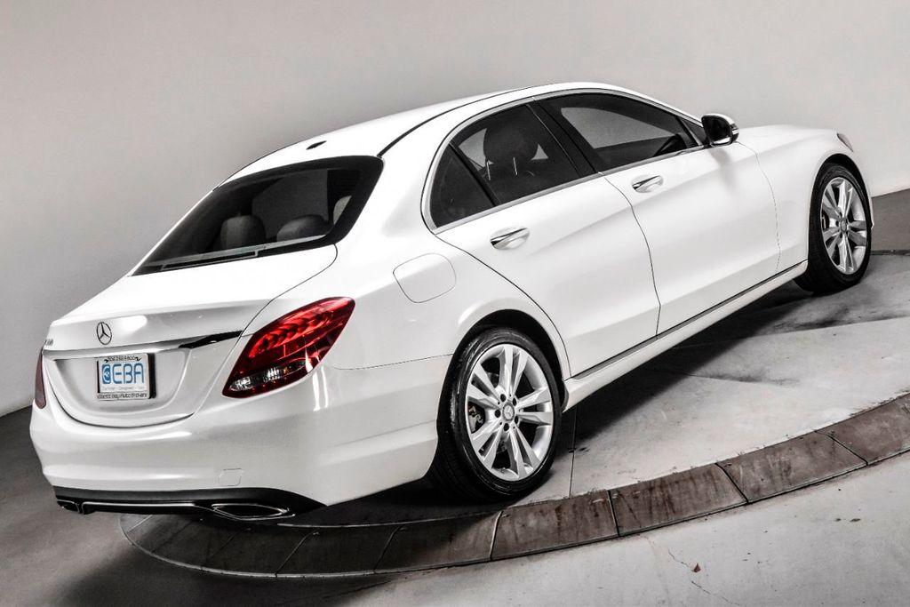 2016 Mercedes-Benz C-Class 4dr Sedan C 300 RWD - 18493356 - 4
