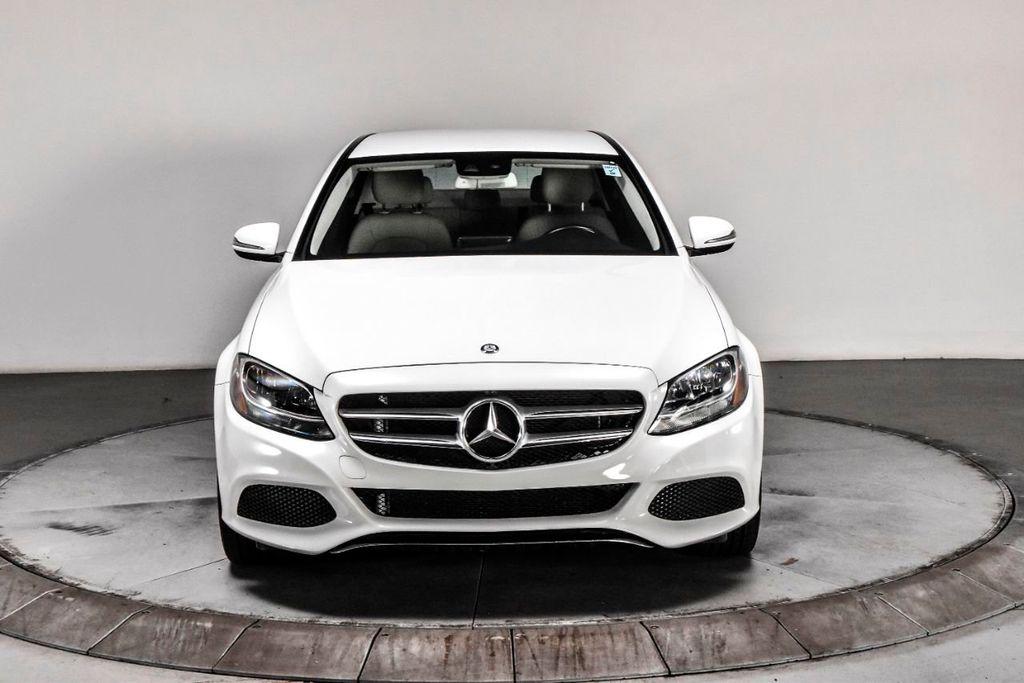 2016 Mercedes-Benz C-Class 4dr Sedan C 300 RWD - 18493356 - 7