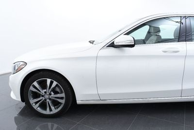 2016 Mercedes-Benz C-Class 4dr Sedan C 300 Sport 4MATIC - Click to see full-size photo viewer