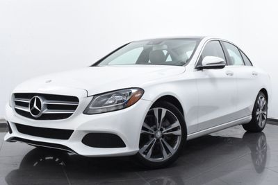 2016 Mercedes-Benz C-Class 4dr Sedan C 300 Sport 4MATIC
