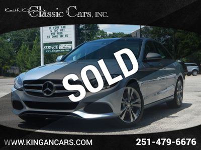 2016 Mercedes-Benz C-Class 4dr Sedan C 300 Sport RWD