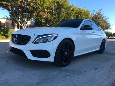 2016 Mercedes-Benz  4dr Sedan C 450 AMG 4MATIC - Click to see full-size photo viewer