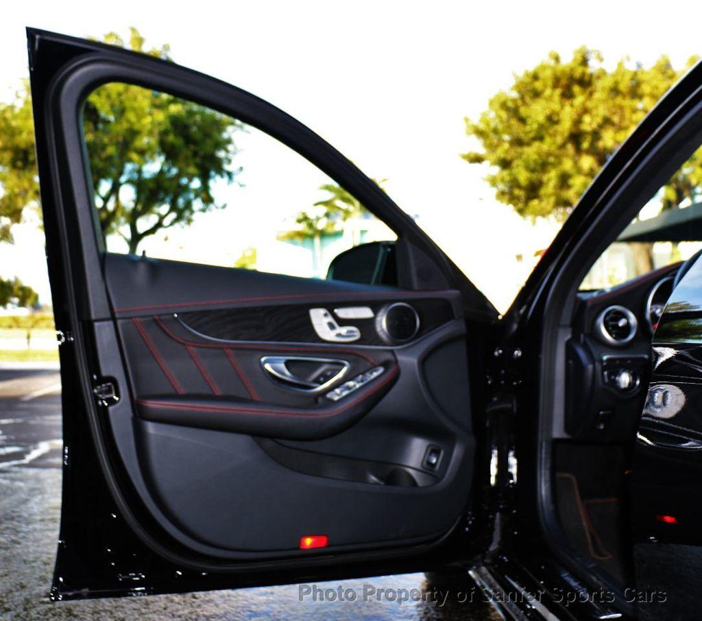 2016 Mercedes-Benz C-Class 4dr Sedan C 450 AMG 4MATIC