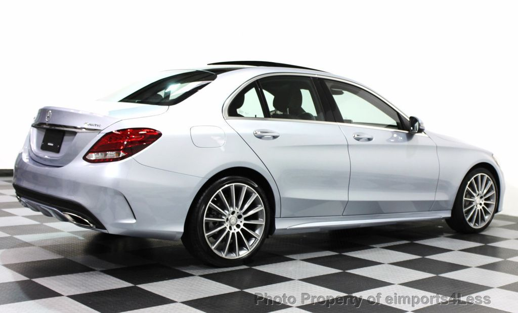 2016 used mercedes benz certified c300 4matic amg sport for Mercedes benz c300 sport 4matic