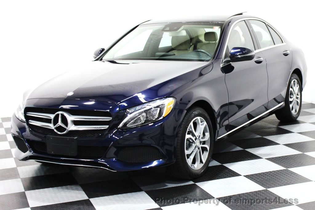 2016 Mercedes-Benz C-Class CERTIFIED C300 4Matic AWD PANO/CAMERA/NAVI - 16067046 - 17