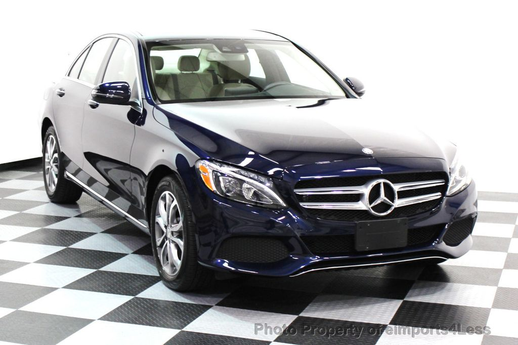 2016 Mercedes-Benz C-Class CERTIFIED C300 4Matic AWD PANO/CAMERA/NAVI - 16067046 - 18
