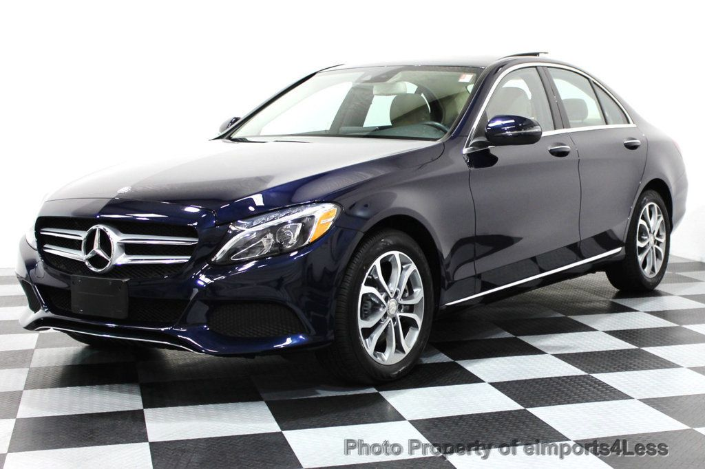 2016 Mercedes-Benz C-Class CERTIFIED C300 4Matic AWD PANO/CAMERA/NAVI - 16067046 - 30