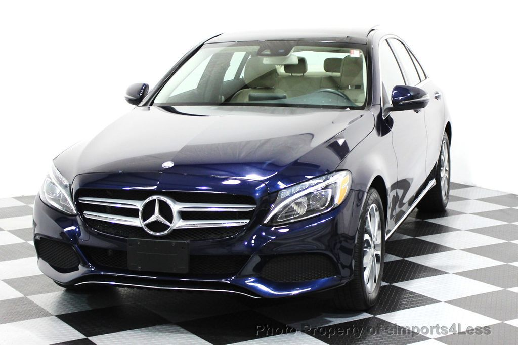 2016 Mercedes-Benz C-Class CERTIFIED C300 4Matic AWD PANO/CAMERA/NAVI - 16067046 - 31