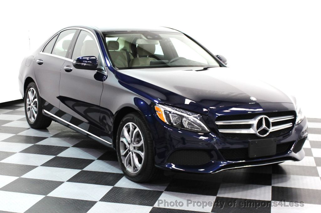2016 Mercedes-Benz C-Class CERTIFIED C300 4Matic AWD PANO/CAMERA/NAVI - 16067046 - 32