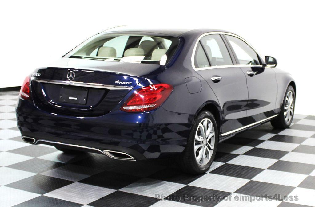 2016 Mercedes-Benz C-Class CERTIFIED C300 4Matic AWD PANO/CAMERA/NAVI - 16067046 - 35