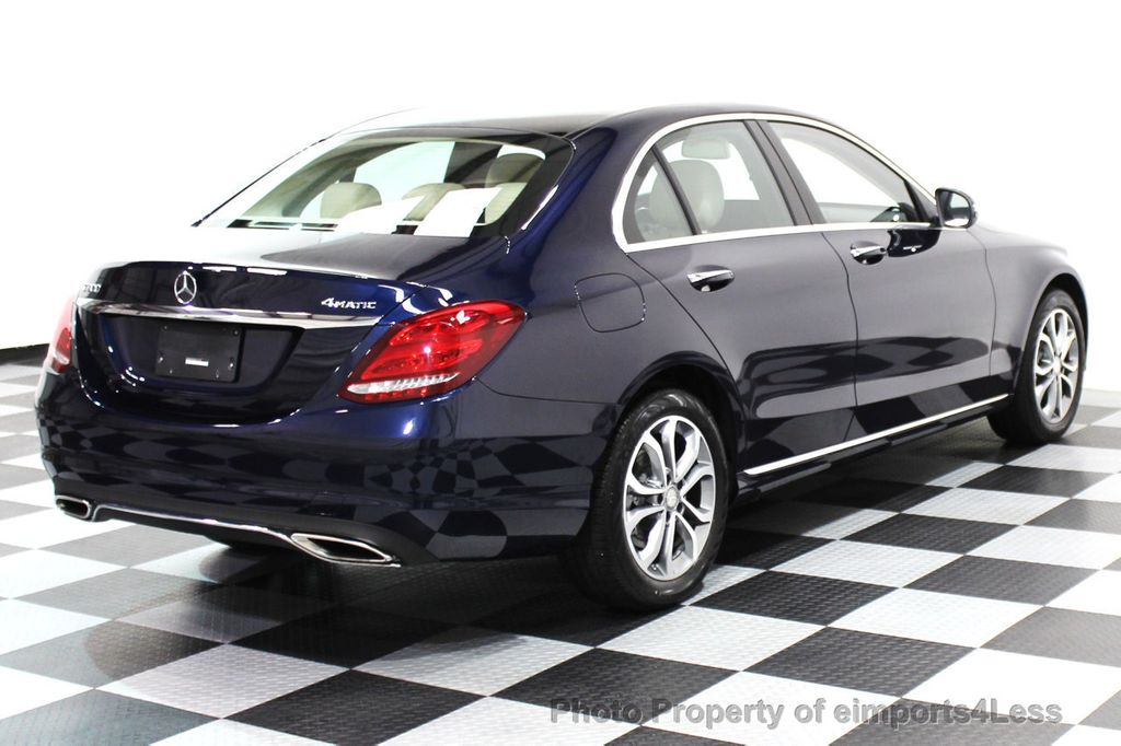 2016 Mercedes-Benz C-Class CERTIFIED C300 4Matic AWD PANO/CAMERA/NAVI - 16067046 - 3