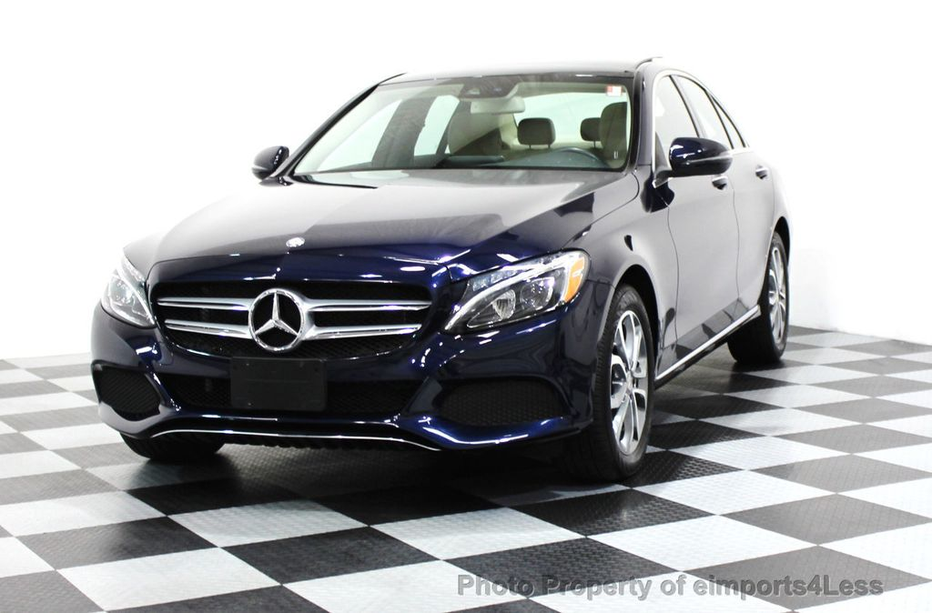 2016 Mercedes-Benz C-Class CERTIFIED C300 4Matic AWD PANO/CAMERA/NAVI - 16067046 - 40