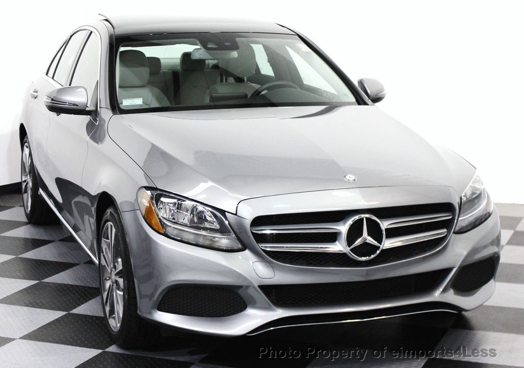 2016 used mercedes benz c class certified c300 4matic awd sedan camera navi at eimports4less. Black Bedroom Furniture Sets. Home Design Ideas