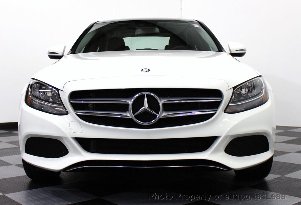 2016 used mercedes benz c class certified c300 4matic awd. Black Bedroom Furniture Sets. Home Design Ideas