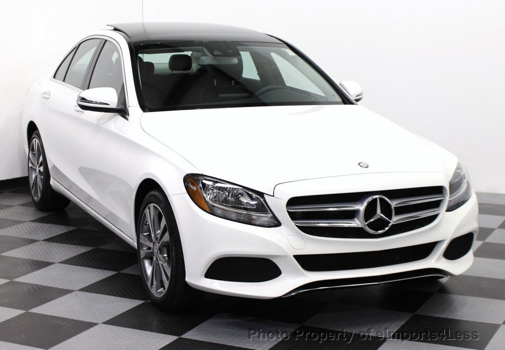 2016 Used Mercedes-Benz C-Class CERTIFIED C300 4Matic AWD ...