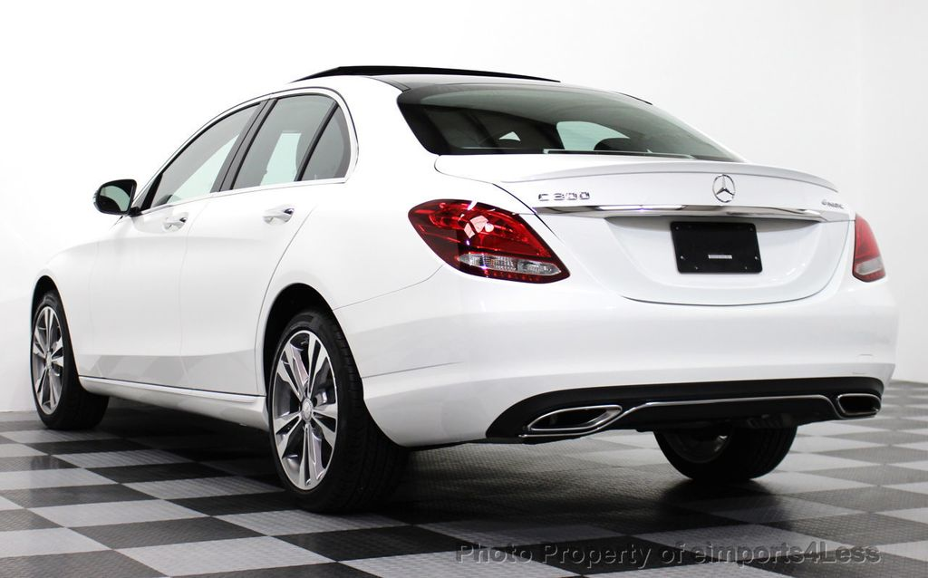 2016 used mercedes benz c class certified c300 4matic awd for Mercedes benz used car search