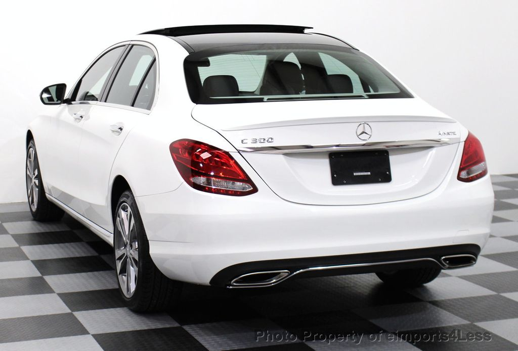 2016 used mercedes benz c class certified c300 4matic awd for Mercedes benz used car locator