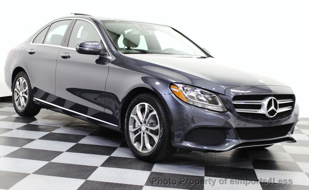 2016 used mercedes benz c class certified c300 4matic awd for Used mercedes benz c300 4matic for sale
