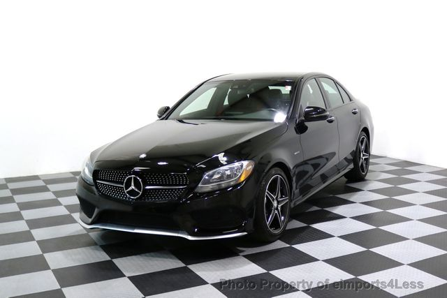 2016 Used Mercedes Benz Certified C450 Amg 4matic Awd Navigation At Eimports4less Serving Doylestown Bucks County Pa Iid 17614342