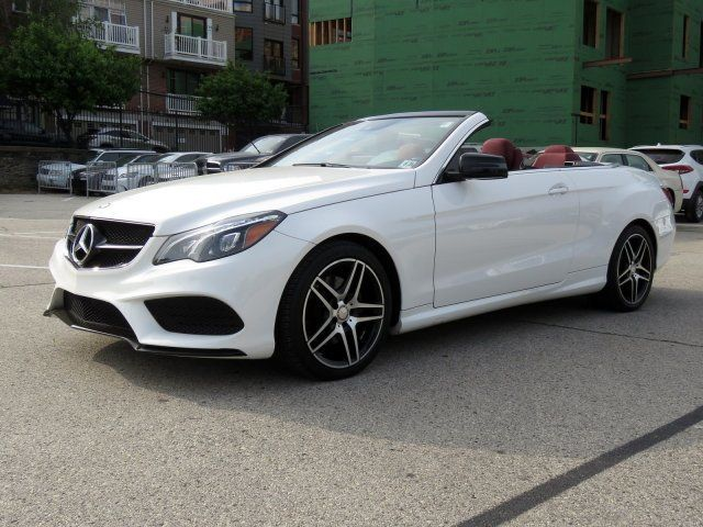 2016 Mercedes Benz E Cl 2dr Cabriolet 400 Rwd For Red Bank Nj 41 995 Motorcar