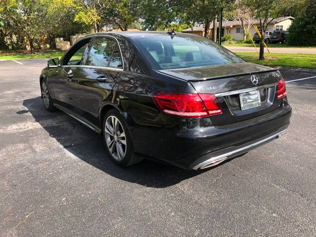 2016 Mercedes-Benz E-Class 4dr Sedan E 350 Luxury RWD - Click to see full-size photo viewer