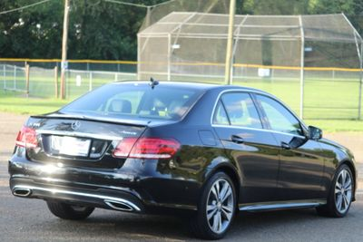 2016 Mercedes-Benz E-Class 4dr Sedan E 350 Sport 4MATIC - Click to see full-size photo viewer