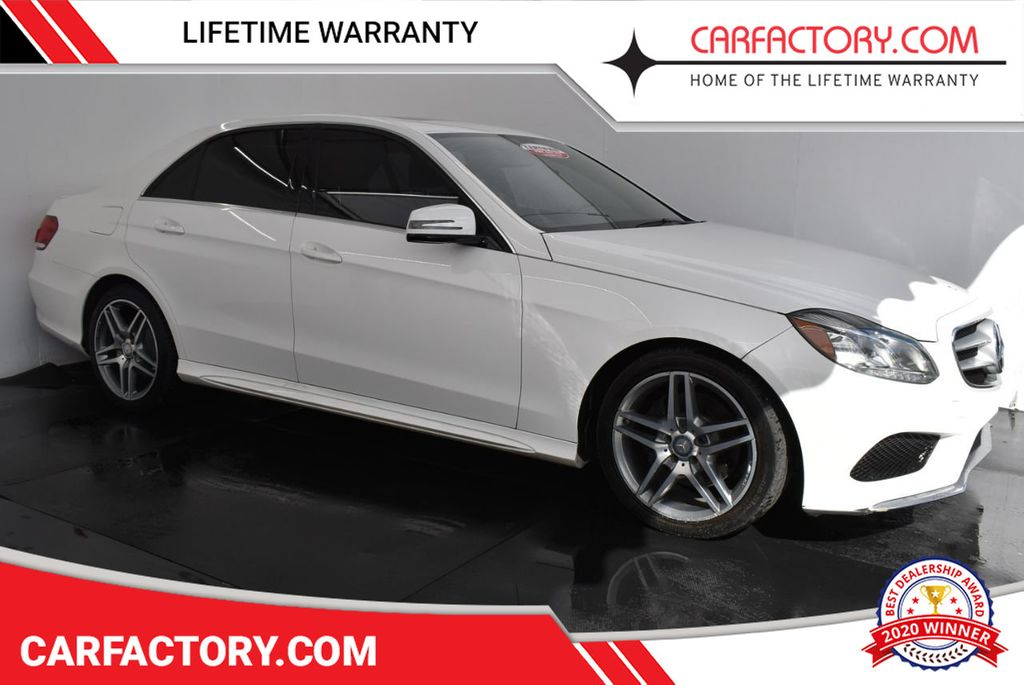 2016 Mercedes-Benz E-Class 4dr Sedan E 350 Sport RWD - 18343620 - 0