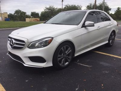 2016 Mercedes-Benz E-Class 4dr Sedan E 350 Sport RWD