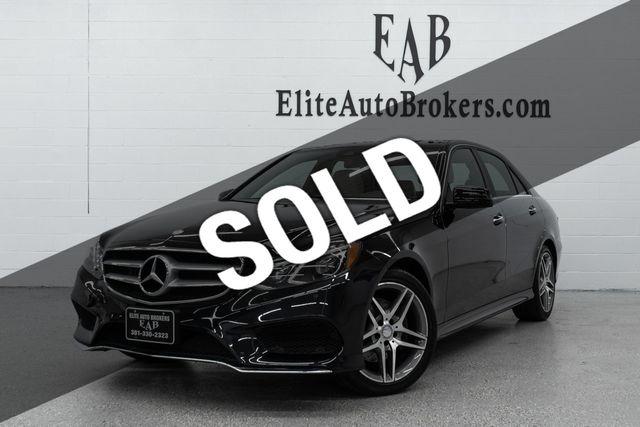 Used Mercedes Benz E Class At Elite Auto Brokers Serving Washington