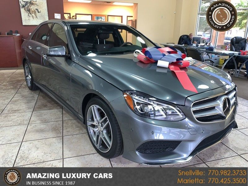 2016 Mercedes-Benz E-Class 4dr Sedan E 400 RWD - 19435144 - 0
