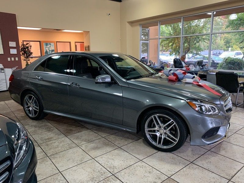 2016 Mercedes-Benz E-Class 4dr Sedan E 400 RWD - 19435144 - 11
