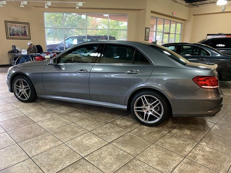 2016 Mercedes-Benz E-Class 4dr Sedan E 400 RWD - 19435144 - 5