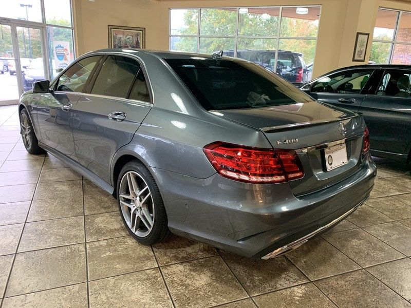 2016 Mercedes-Benz E-Class 4dr Sedan E 400 RWD - 19435144 - 6