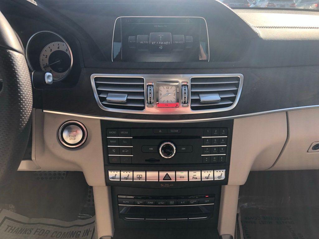 2016 Mercedes-Benz E-Class 4dr Sedan E 400 RWD - 18547946 - 17
