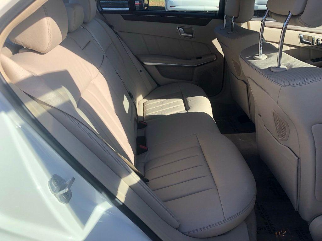 2016 Mercedes-Benz E-Class 4dr Sedan E 400 RWD - 18547946 - 21
