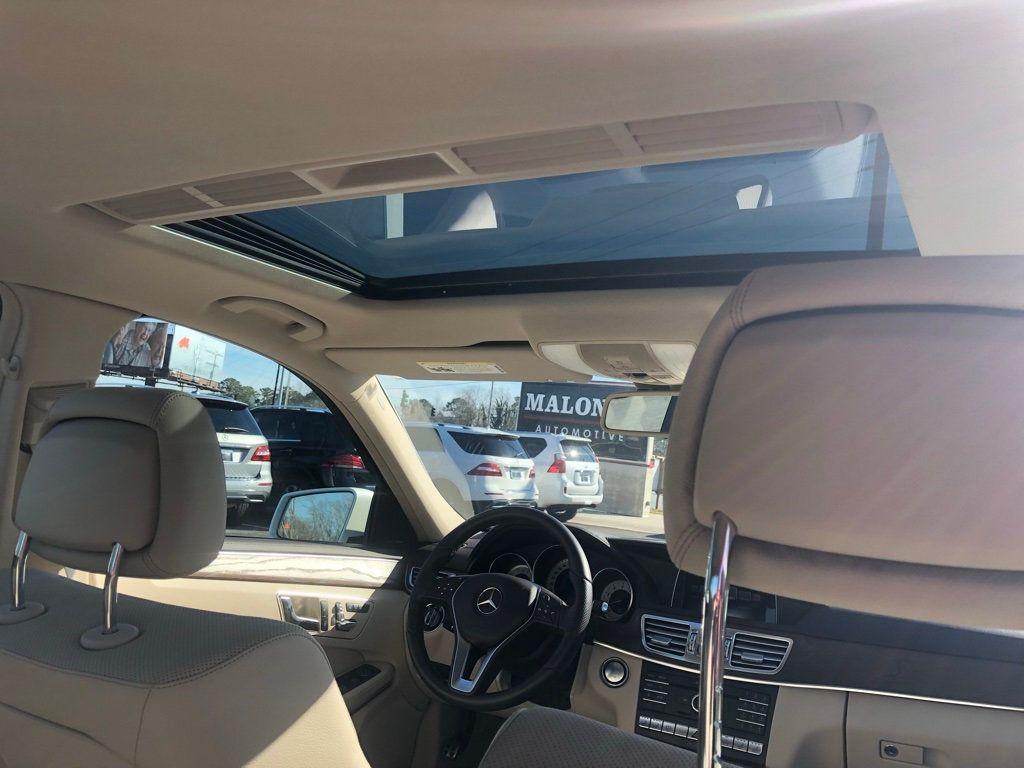 2016 Mercedes-Benz E-Class 4dr Sedan E 400 RWD - 18547946 - 22