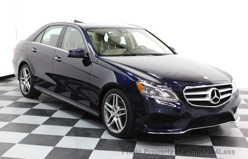 2016 Mercedes-Benz E-Class CERTIFIED E350 4Matic AMG SPORT AWD LANE TRACK NAVI - 16317867 - 23