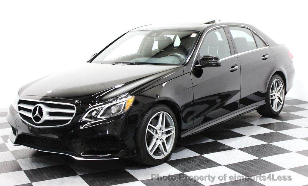 2016 Mercedes-Benz E-Class CERTIFIED E350 4Matic AMG Sport AWD LANE TRACK NAVI - 16317869 - 22