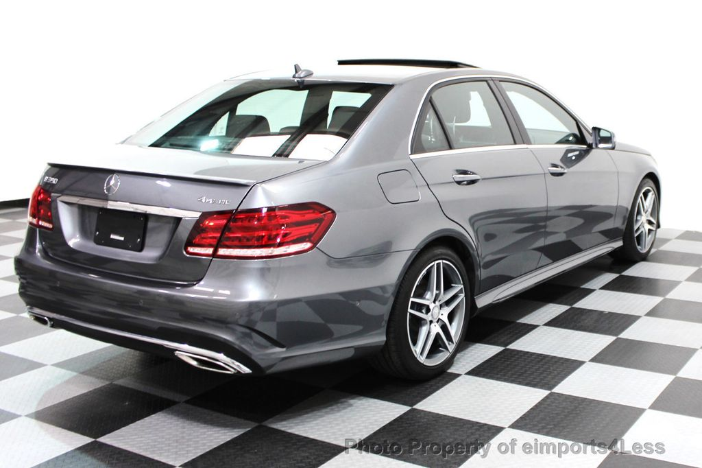 2016 Used Mercedes-Benz CERTIFIED E350 4Matic AMG Sport ...